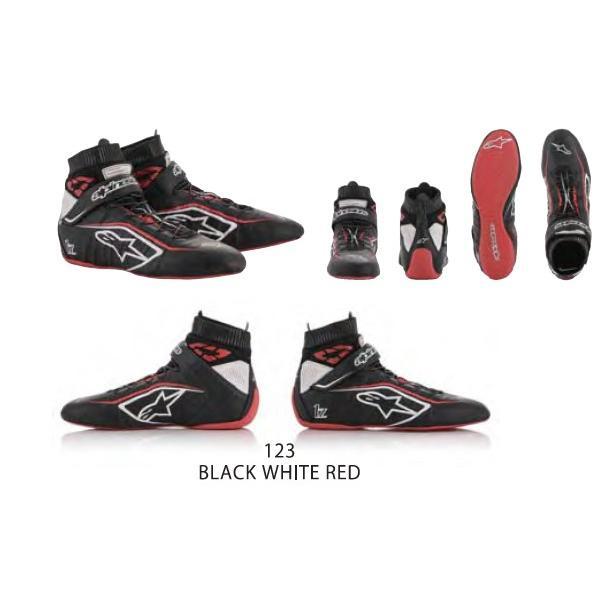 Schuhe Alpinestars Tech 1Z rot 42