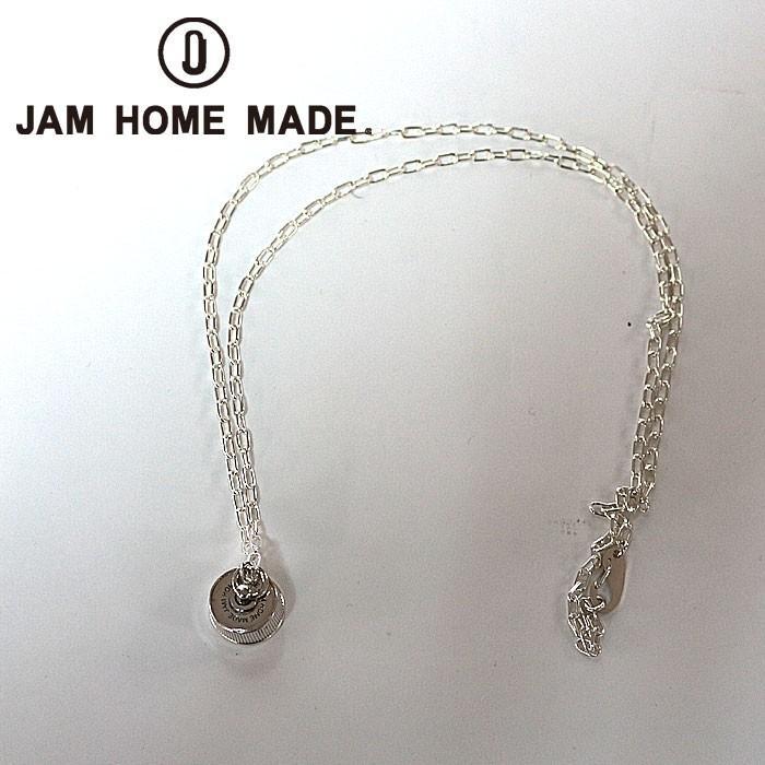 本物 JAM HOME MADE ジャムホームメイド リップキャップ ネックレス レディース -WHITE- ネックレス HOME メンズ レディース, TRE STYLE:b10f8faf --- airmodconsu.dominiotemporario.com