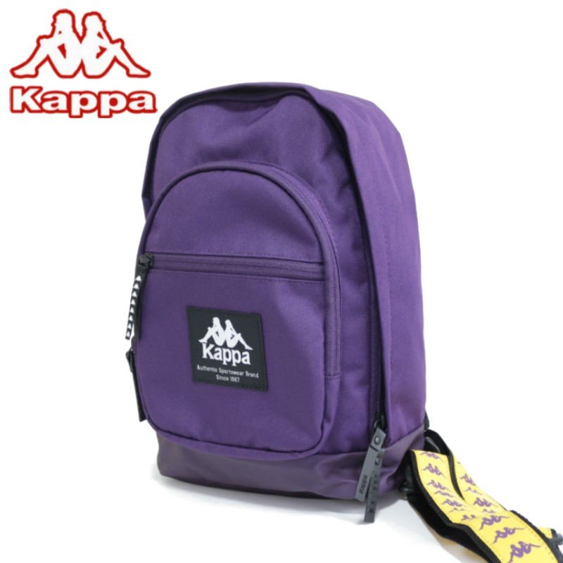 Kappa カッパ ワンショルダーリュック バッグ 鞄 かばん メンズ レディース ユニセック|g-field