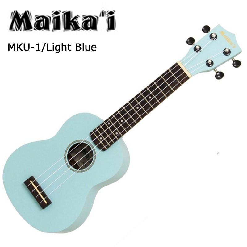 【カラーが選べる!】Maika'i ソプラノウクレレ MKU-1 ケース付 初心者向けUKULELE|g-store1|11