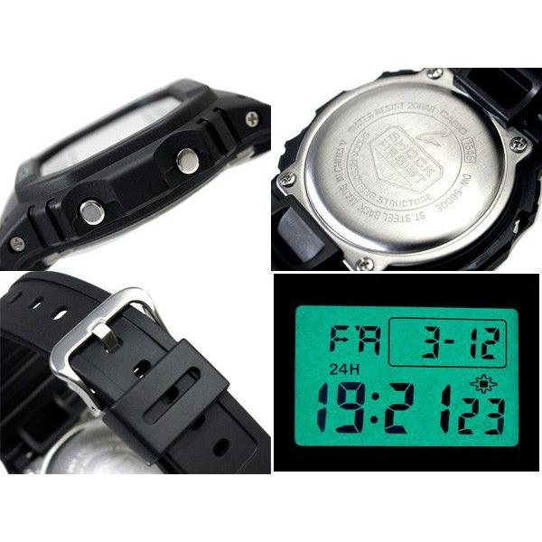 G-SHOCK Gショック ジーショック g-shock gショック スピードモデル ブラック DW-5600E-1 腕時計 G-SHOCK Gショック|g-supply|03