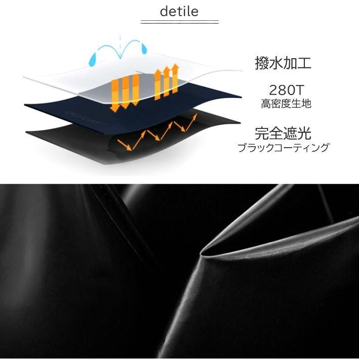 日傘 折りたたみ 完全遮光 UVカット 折りたたみ傘 100% 遮光 レディース 軽量 軽い 晴雨兼用 トロピカル柄 g-winkelen-store 05