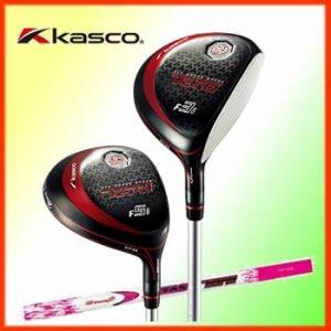 ゴルフクラブ Kasco キャスコ BIG SUPER HYTEN TARO ビッグスーパーハイテン TARO フェアウェイウッド ATTAS×TAROカーボンシャフト (2018継続)