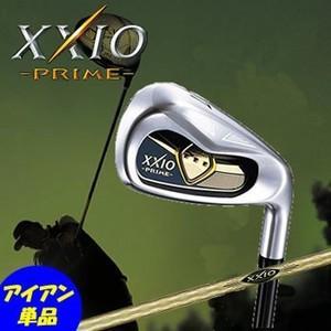 ゴルフクラブ ダンロップ NEW XXIO PRIME ニュー ゼクシオ プライム アイアン単品(#5、6、AW、SW)SP-900 カーボンシャフト(2018継続)