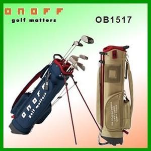 ゴルフバッグ グローブライド ONOFF オノフ コットンシリーズ 7型 スタンドタイプ キャディバッグ  OB1517  (2018継続)