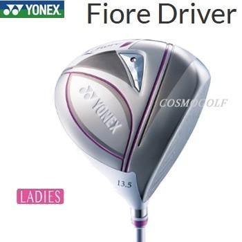 ゴルフクラブ YONEX ヨネックス Fiore Women's Driver フィオーレ ウィメンズ ドライバー カーボンシャフト レディス用 (2019継続)
