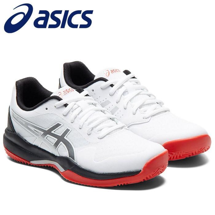 アシックス GEL-GAME 7 CLAY/OC テニスシューズ レディース 1042A038-100