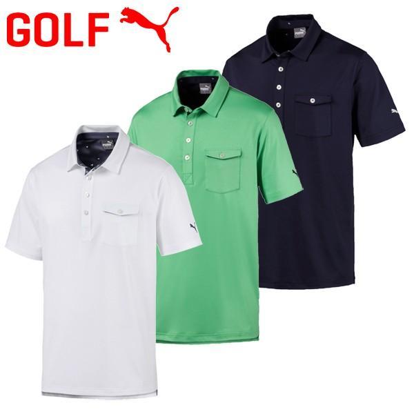 プーマ ゴルフ ドニゴール ポロシャツ 2019モデル