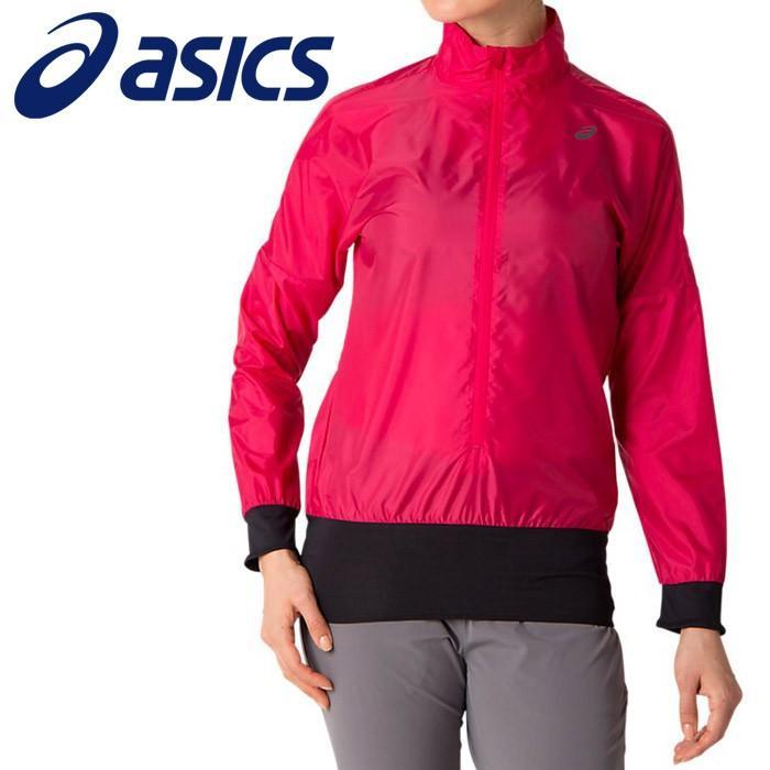 アシックス ランニング W'S パッカブルプルオーバージャケット レディース 2012A386-701 ジーゾーン ゴルフ - 通販 - PayPayモール