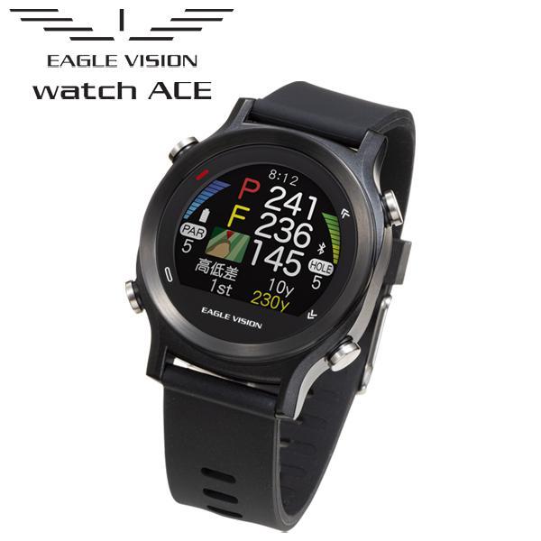 【ポイント10倍】 イーグルビジョン ウォッチ エース GPSゴルフナビ 腕時計型 EV-933 2019年モデル watch ACE