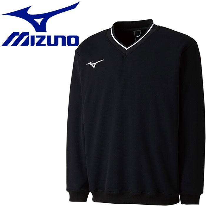 ミズノ スウェットシャツ メンズ レディース 62JC800109