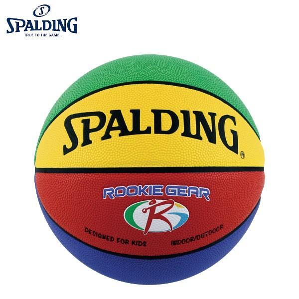 スポルディング 専門店 即納 バスケットボール 5号 ルーキーギア 74-281Z