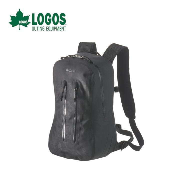ロゴス LOGOS SPLASH mobi ザック17 ブラックカモ 88200006