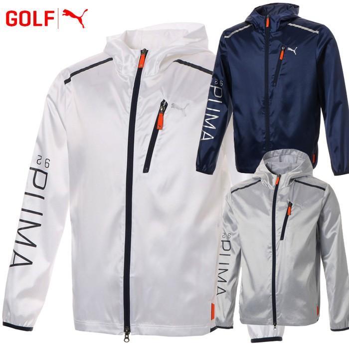プーマ ゴルフウェア メンズ CA ウインド ジャケット 923857 2019春夏