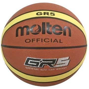 超定番 輸入 モルテン バスケットボール5号球 BGR5MY