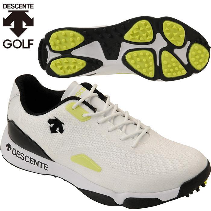 デサントゴルフ スパイクレス ゴルフシューズ メンズ 迅速な対応で商品をお届け致します DQ2RJB01 セールSALE%OFF