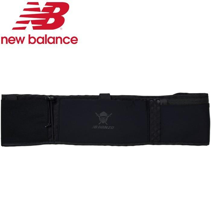 ○19FW New Balance(ニューバランス) NB HANZOランニングウエストポーチ JABR9700-BK メンズ ジーゾーン ゴルフ - 通販 - PayPayモール