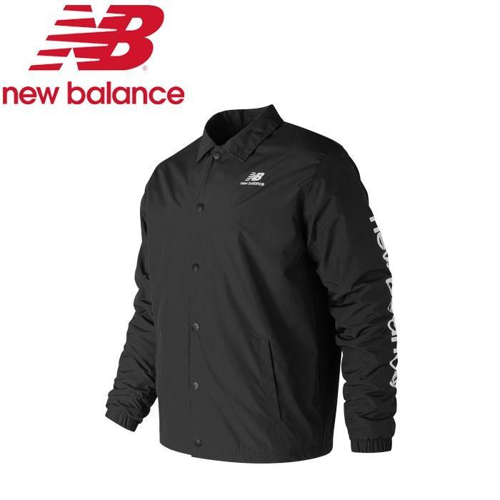 ニューバランス ウィンターコーチジャケット AMJ83511-BK メンズ ジーゾーン ゴルフ - 通販 - PayPayモール