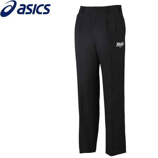 アシックス バスケットボール レフリースラックス メンズ XB9002-90