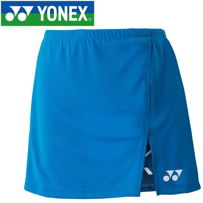 メール便対応 ヨネックス テニス スカート インナースパッツ付 レディース 26043-506