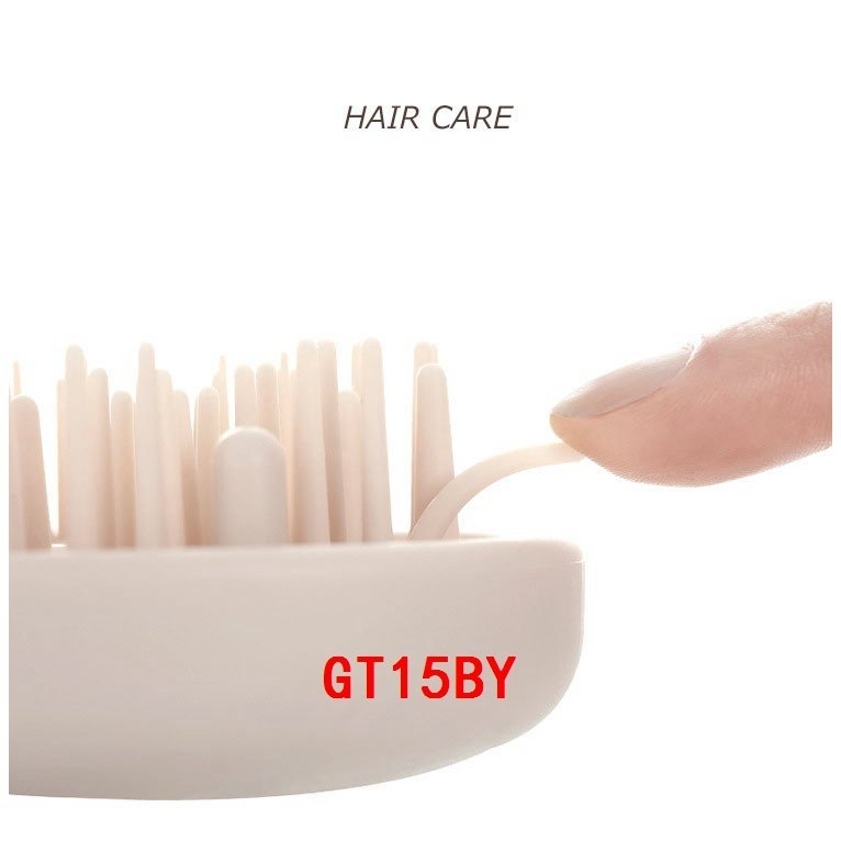 ヘアケアヘアブラシ女性の間違った洗い方を改善するシャンプーブラシフケかゆみ頭皮洗浄マッサージ|g1553799t|05