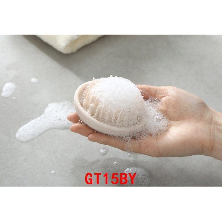 ヘアケアヘアブラシ女性の間違った洗い方を改善するシャンプーブラシフケかゆみ頭皮洗浄マッサージ|g1553799t|07