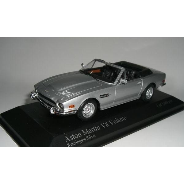Aston Martin V8 Volante 1987 (silver)