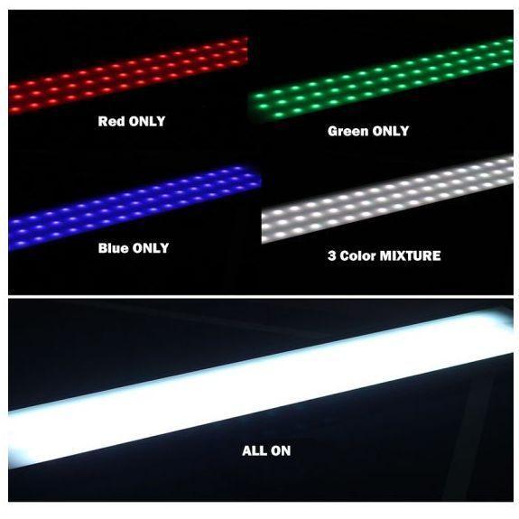 送料無料 Chihiros WRGBII Slim 30 水草育成用LED照明 30-45cm水槽用 g3aqualab 07