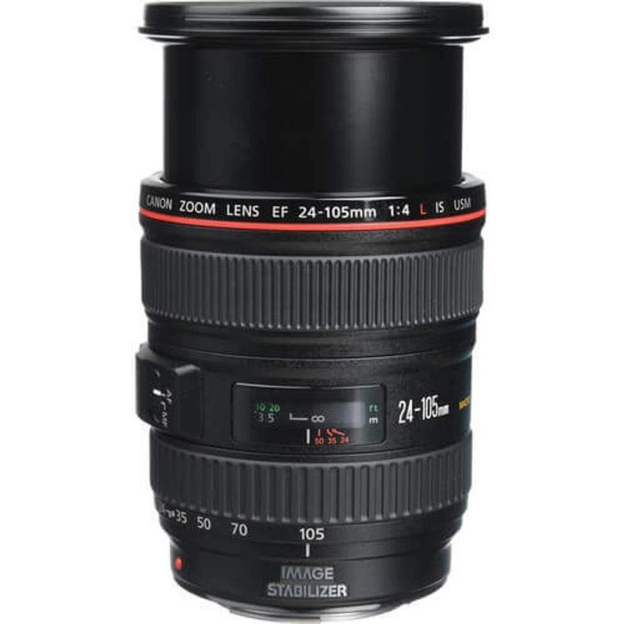 超人気新品 Canon 標準ズームレンズ フルサイズ対応 IS EF24-105mm EF24-105mm F4L IS USM フルサイズ対応, 沼田市:be85070b --- grafis.com.tr