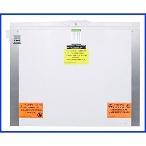 Summit VLT1250 Chest Freezer, White
