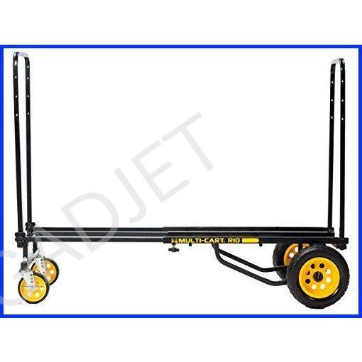 RocknRoller· Multi-Cart· 8-In-1 Equipment Transporter R10NF Max-by-RocknRoller