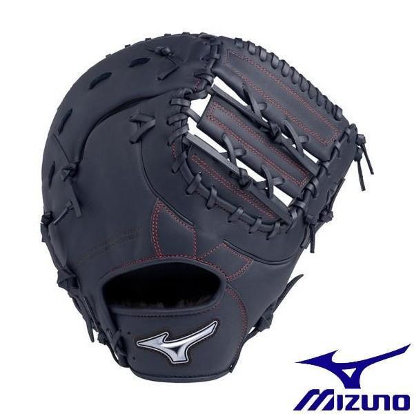 ◆◆ <ミズノ> MIZUNO ソフトボール用ファンラップef【捕手/一塁手兼用】 1AJCS20520 (29:Dブルー)