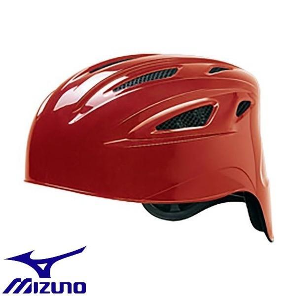 ◆◆ <ミズノ> MIZUNO ソフトボール用ヘルメット(キャッチャー用) 1DJHC301 (62:レッド)
