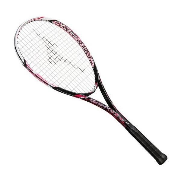 ◆◆【クリアランス】【返品・交換不可】 <ミズノ> MIZUNO テクニックス200(ソフトテニス) 63JTN875 (64:ピンク)