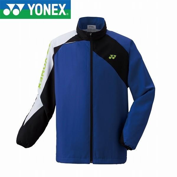 ◆◆ <ヨネックス> YONEX ユニウィンドウォーマーシャツ 70063 (472:ミッドナイトネイビー) テニス