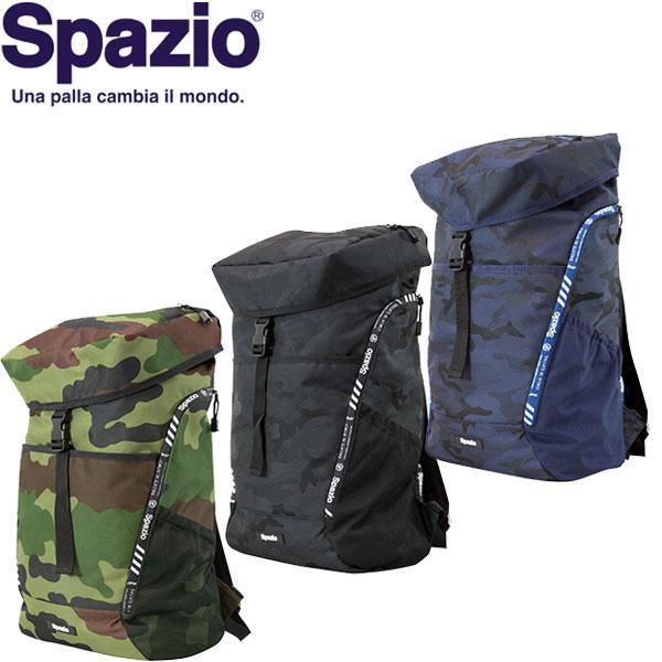 ◆◆ <スパッツィオ> 【Spazio】 2019年春夏 カモフラージュバックパック フットサル スポーツバッグ BG-0101