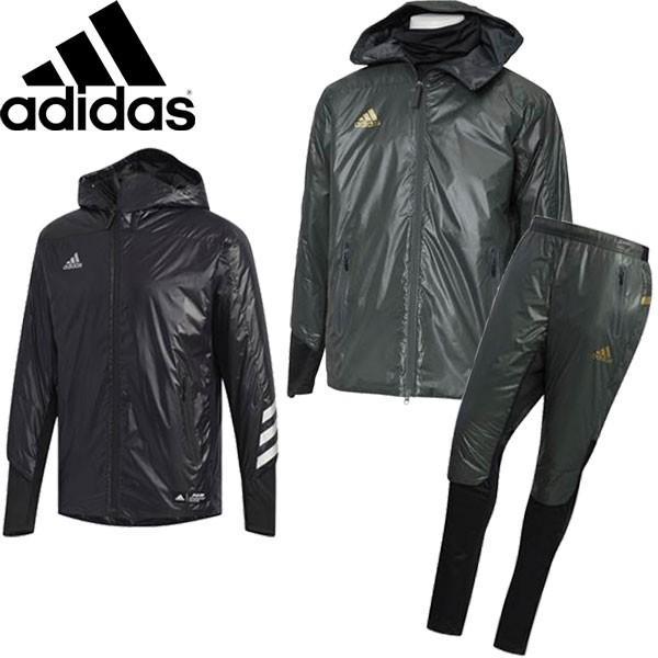 ◆◆ <アディダス> 【adidas】19FW メンズ 5T パデッドプラクティスジャケット&パンツ 野球 トレーニングウェア 上下セット FYH51-FYH48