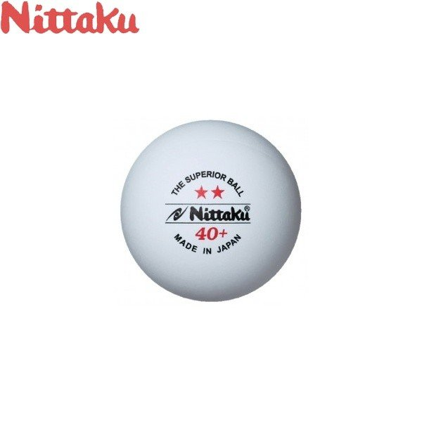 ◆◆●送料無料 定形外発送 <ニッタク> Nittaku プラ2スター (1箱単位で販売/12個入り(3個×4)) NB-1320 卓球 ボール (練習球) gainabazar
