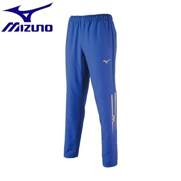 ◆◆ <ミズノ> MIZUNO トレーニングクロスパンツ[ユニセックス] P2MD8040 (25:ブルー)