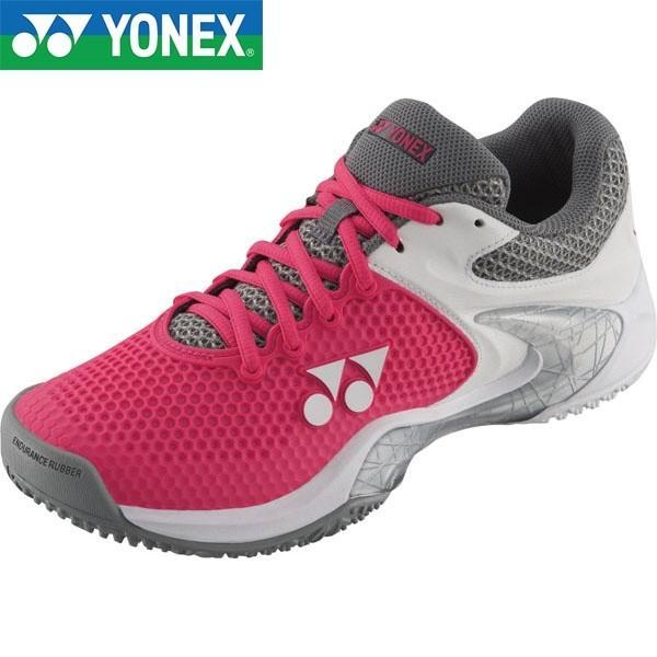 ◆◆ <ヨネックス> YONEX パワークッションエクリプション2ウィメンGC SHTE2LGC (026:ピンク) テニス