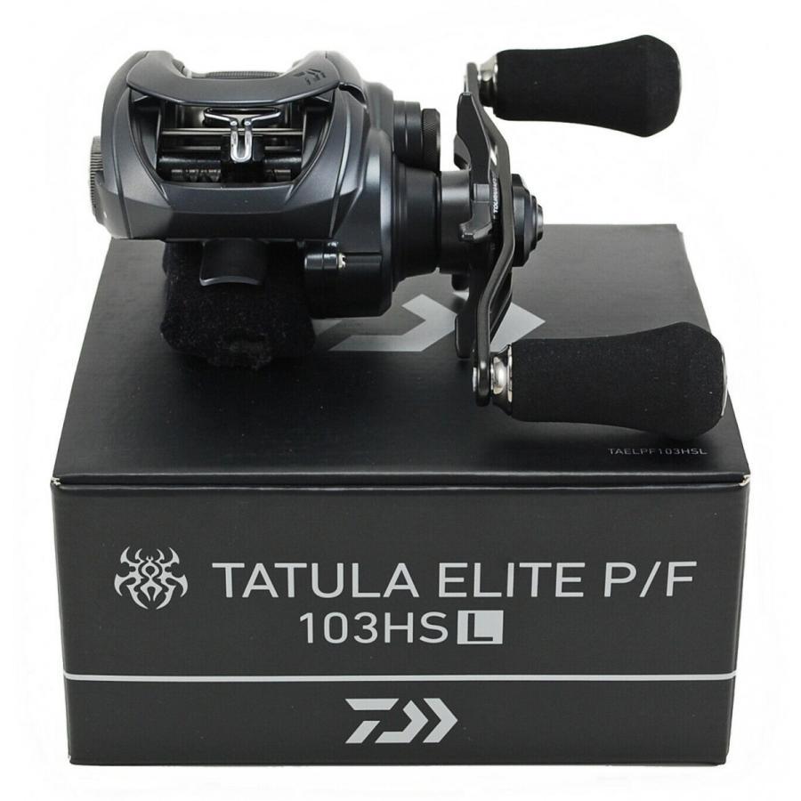 Daiwa Tatula Elite Pitching//Flipping LH 8:1 TAELPF103XSL