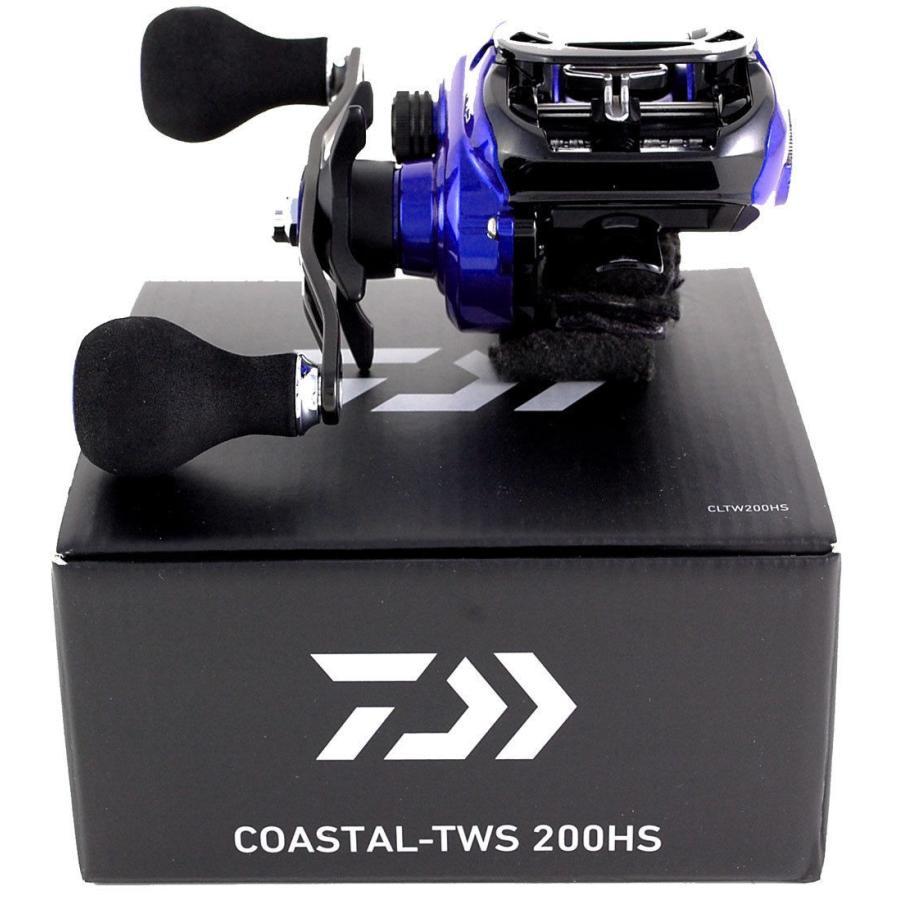 【送料無料】新品未使用!日本未発売!ダイワ DAIWA COASTAL TWS 200HS