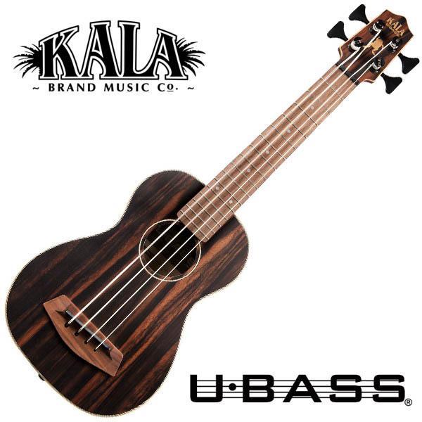KALA UBASS-EBY-FSRW ウクレレベース【カラ】