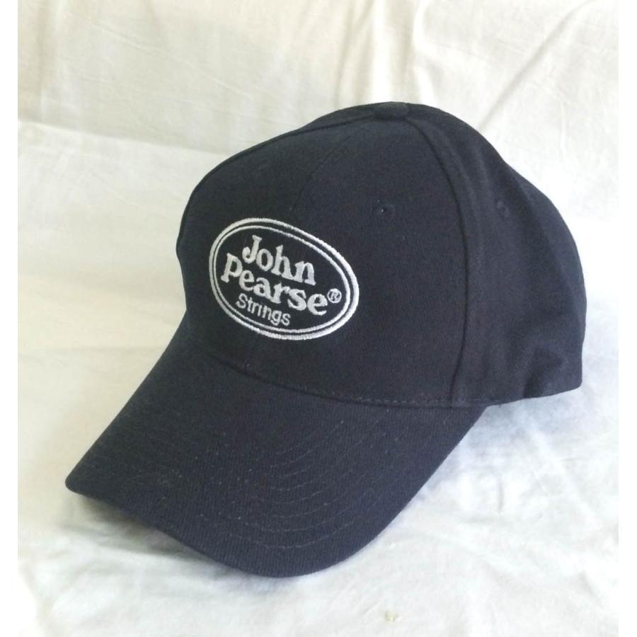 ジョンピアス John Pearse ベースボールキャップ Baseball Cap|gakki-mori