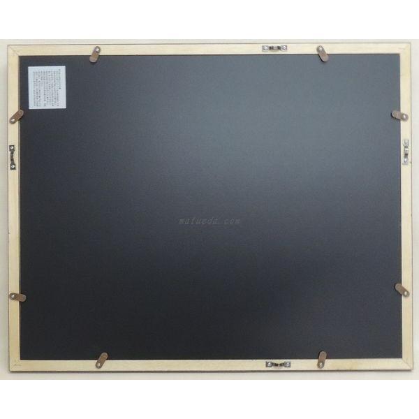 KL-02 F8号 (455×380mm) 油絵用額縁 油彩用額縁 木製 油彩額縁 ブラウン/ナチュラル 油彩額 大仙 アウトレット品|gakubutiya|06