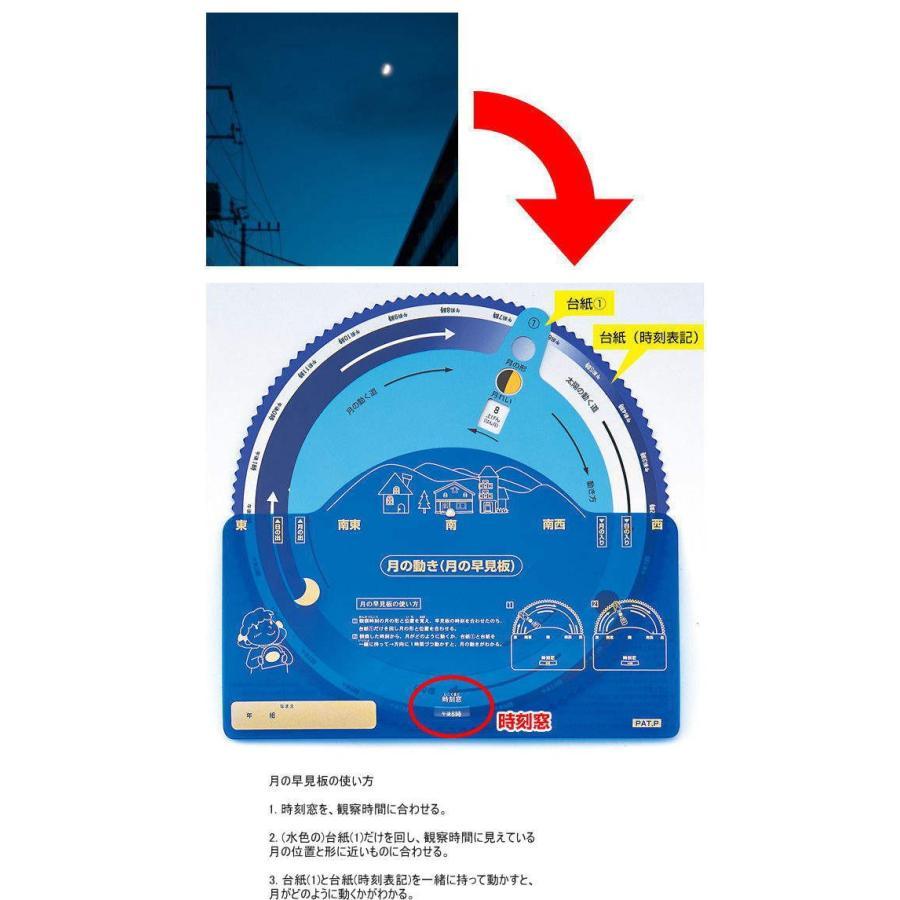 星・月の動きA型 (理科授業で使われています) /理科 星空観察 星座 ...