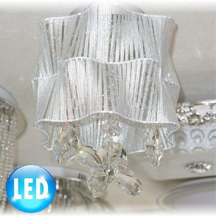 照明 照明器具 シャンデリア LED 天井 玄関 廊下等に最適クリスタルシャンデリア 豪華 ライト インテリア