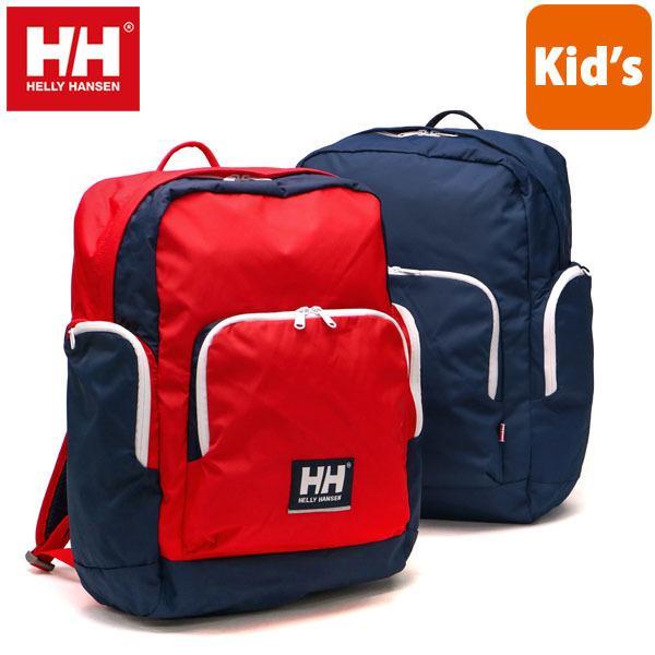 日本正規品 ヘリーハンセン キッズ リュック HELLY HANSEN K Beerenberg Pack 35 リュックサック 大容量 軽い 子供 35L アウトドア HOYJ91900