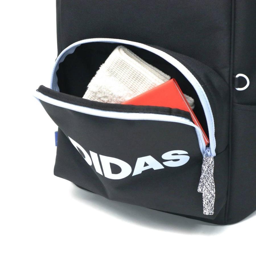 セール アディダス リュック adidas スクエア リュックサック 通学 通学用 通学リュック B4 A4 31L 大容量 軽量 男子 女子 中学 高校 57597|galleria-store|13