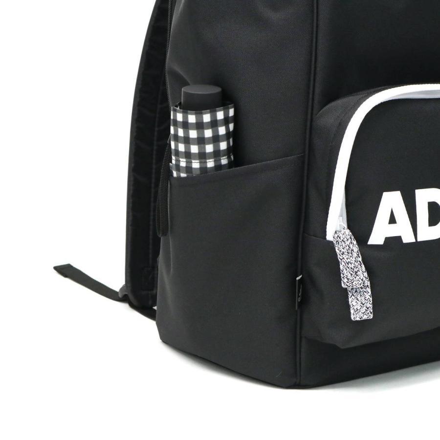 セール アディダス リュック adidas スクエア リュックサック 通学 通学用 通学リュック B4 A4 31L 大容量 軽量 男子 女子 中学 高校 57597|galleria-store|14